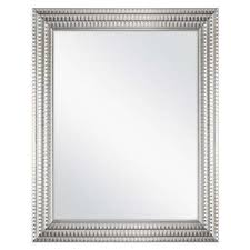 features arched portrait hanging mirror accent mirror can be mounted to any wall country style is sure to complement nearly any décor part of the
