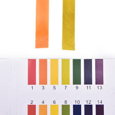 Ph Test Strips 1 14 Indication 1 Book Of 40 Strips