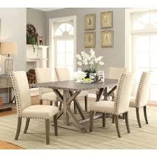 athens 7 piece dining set