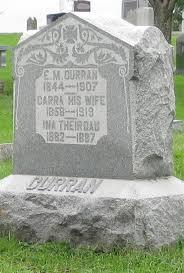 Ina Curran (1882-1887) - Find A Grave Memorial