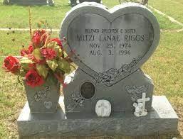 Mitzi Lanae Riggs (1974-1996) - Find A Grave Memorial