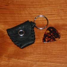 guitar pick holder black
