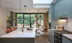 A Speedy Renovation in London Honors the Past with Color \u0026 Texture ...