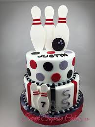 Bowling Pin Cake Decorations Bowling Cake Sweet Suprise Cakes LLC CAKE GALLERY Birthday 66