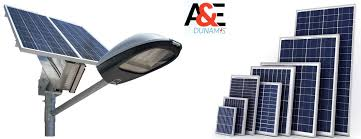 solar street lights are raised outdoor light sources which are powered by pv photovoltaic panels