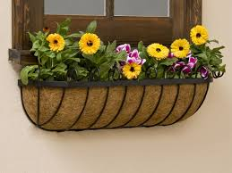hayrack window baskets