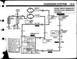 similiar ford charging system troubleshooting keywords 1999 ford explorer charging system wiring diagram 99 ford f 250 7 3