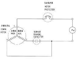 tecumseh compressor wiring schematic efcaviation com 4 Pin Relay Wiring Diagram at 3arr3 Relay Wiring Diagram