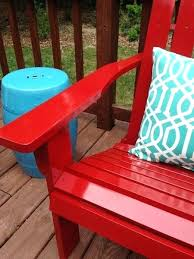 spray paint wooden outdoor furniture close up of spray painted outdoor furniture spray paint for wood