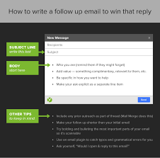 12 Examples Of A Follow Up Email Template To Steal Right Now