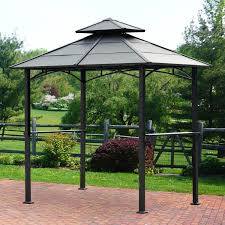 full picture of your new gazebo