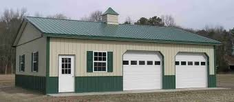 pole barn metal siding. Pole Barn Garage Kits Metal Siding S