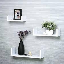 house shaped shelves uk custom decor set of 3 u form display wall shelf floating large house shaped shelves ikea wooden u