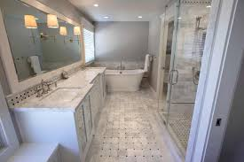 traditional marble bathrooms. 44. Photos HGTV. Grey Marble Bathroom Traditional Bathrooms O