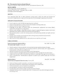 Perioperative Nurse Resume Perioperative Nurse Resume Httpwwwresumecareer 1