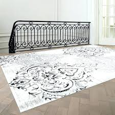 black grey and white area rug look wonderful rugs canada