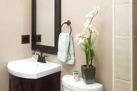Impressive Best 25 Small Half Bathrooms Ideas On Pinterest Of