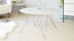 modern marble and chrome coffee table uk delivery