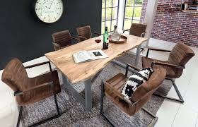 Esstisch Holz Metallbeine Mit Metallbeinen Tisch Inspirierend Metall