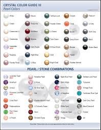 Pearl Color Chart Pin By Olga Mironova Fashion And Crafts Explorer On
