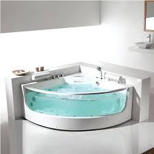astounding garden tub faucets faucet with sprayer portable bath and crisp white painted garden tub