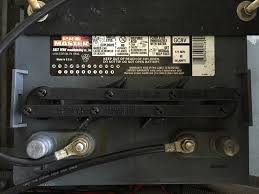 What Is My Golf Cart Battery Voltage Volts