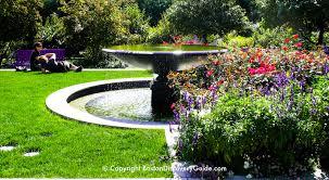 ramler park an almost secret boston garden near fenway park
