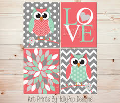 Owl Decor For Bedroom Owl Bedroom Decor Etsy