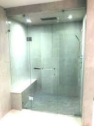 steam shower steam shower enclosure kit in build steam shower average cost glass shower door