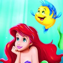 Small Picture Little mermaid Coloring pages Free Online Games Drawing for