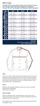 Wrangler Size Chart Women S Jeans Prototypical Wrangler Jeans Size Conversion Chart Wrangler
