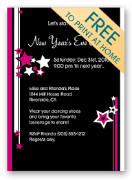make printable christmas party invitations holiday invitations new year s eve party invitation