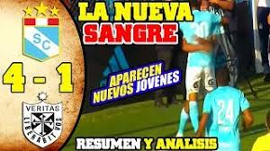Sport Huancayo Vs Sporting Cristal 1-1 | Resumen Y Goles Del Partido ...
