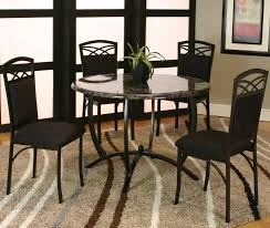 round table san jose home decor as well satisfying 5 pc dining