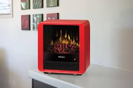 mini electric fireplace heater. Mini Cube Electric Stove Fireplace Heater C