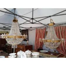 Mika lighting Arts Crafts Pair Of Chandelier Hot Air Balloons 11 Lights And Tassels Aveloxinfo Pair Of Chandelier Hot Air Balloons 11 Lights And Tassels Ceiling