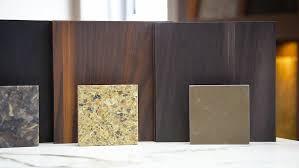 countertop samples of granite and marble kitchen slab door samples