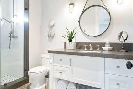 round bathroom mirror with shelf – harpsoundsco