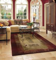 A Imposing Design Round Area Rugs For Living Room
