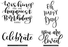 Lettering Templates Watercolour Brush Lettering Templates Simply Lettering