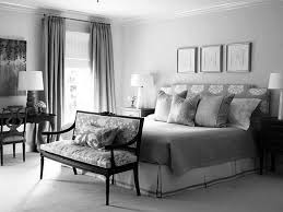 ... Beautiful Grey And White Bedroom ...