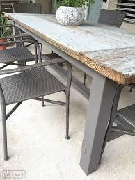 diy patio dining furniture ideas
