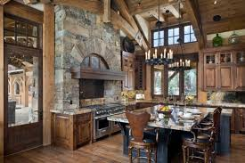 rustic cabin kitchens. 15 Warm \u0026 Cozy Rustic Kitchen Designs For Your Cabin Kitchens I