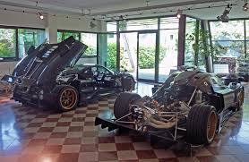 Ultimate Petrolhead Holiday Monaco Gp Supercar Factory Tours