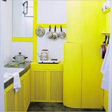 color paint small kitchen