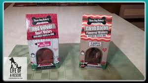 three dog bakery valentine treats review all natural dog treats rescue dogs approved