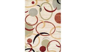 ferrera collection area rug circles ferrera collection area rug circles