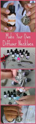 Best 25+ Diy oil diffuser jewelry ideas on Pinterest | Diy clay ...
