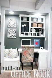 office in closet ideas. Small Office Space Ideas Home Closet Stunning Decor Design . In