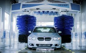 the development of the professional car wash
